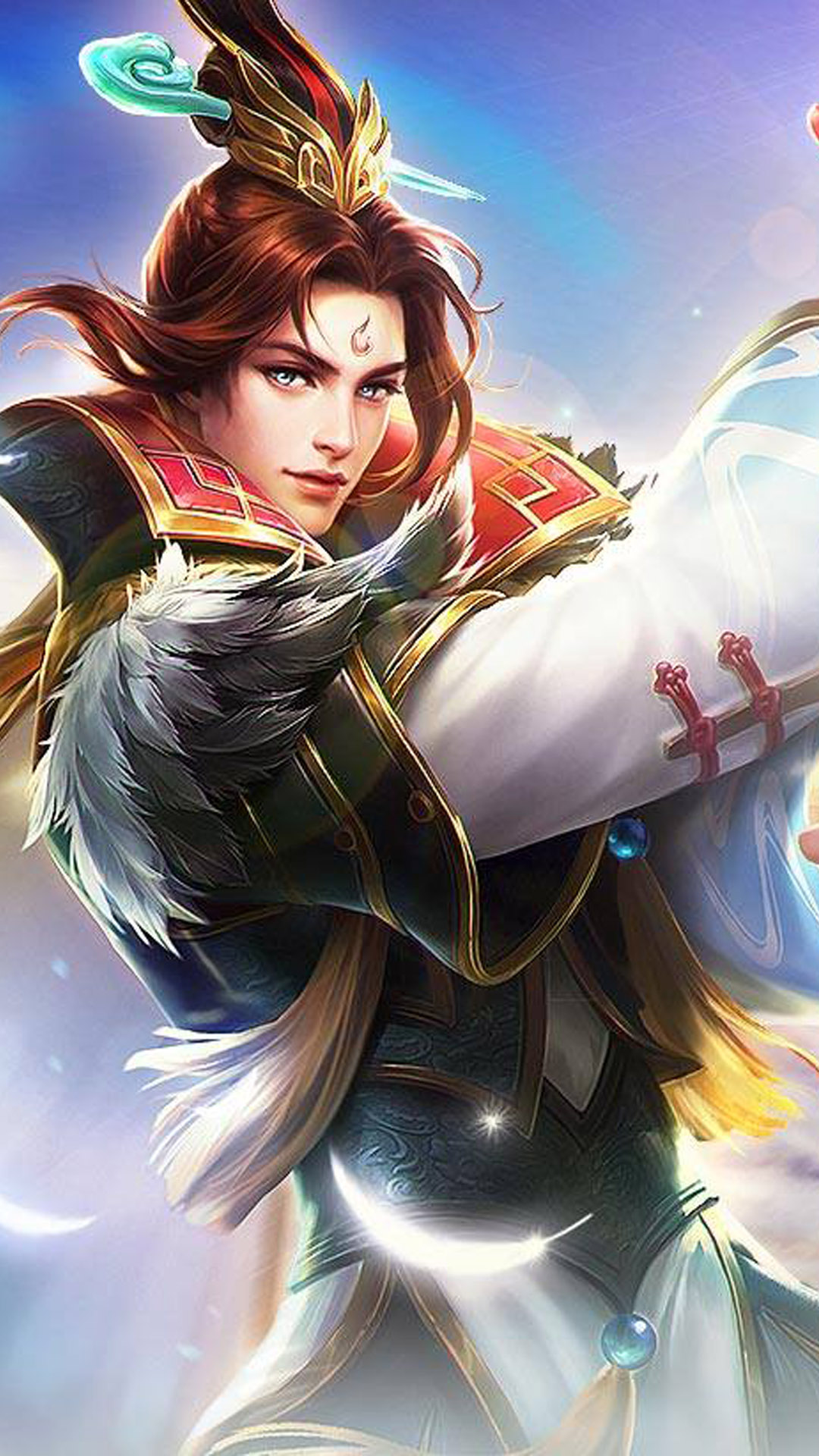 The White Crane Estes Mobile Legends  Download Free 100% Pure HD Quality Mobile Wallpaper