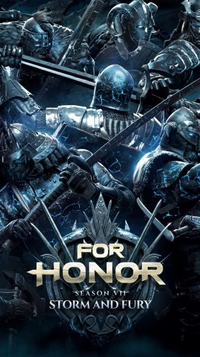 For Honor Season 7 Storm And Fury HD Mobile Wallpaper