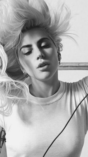 Lady Gaga 2018 HD Mobile Wallpaper