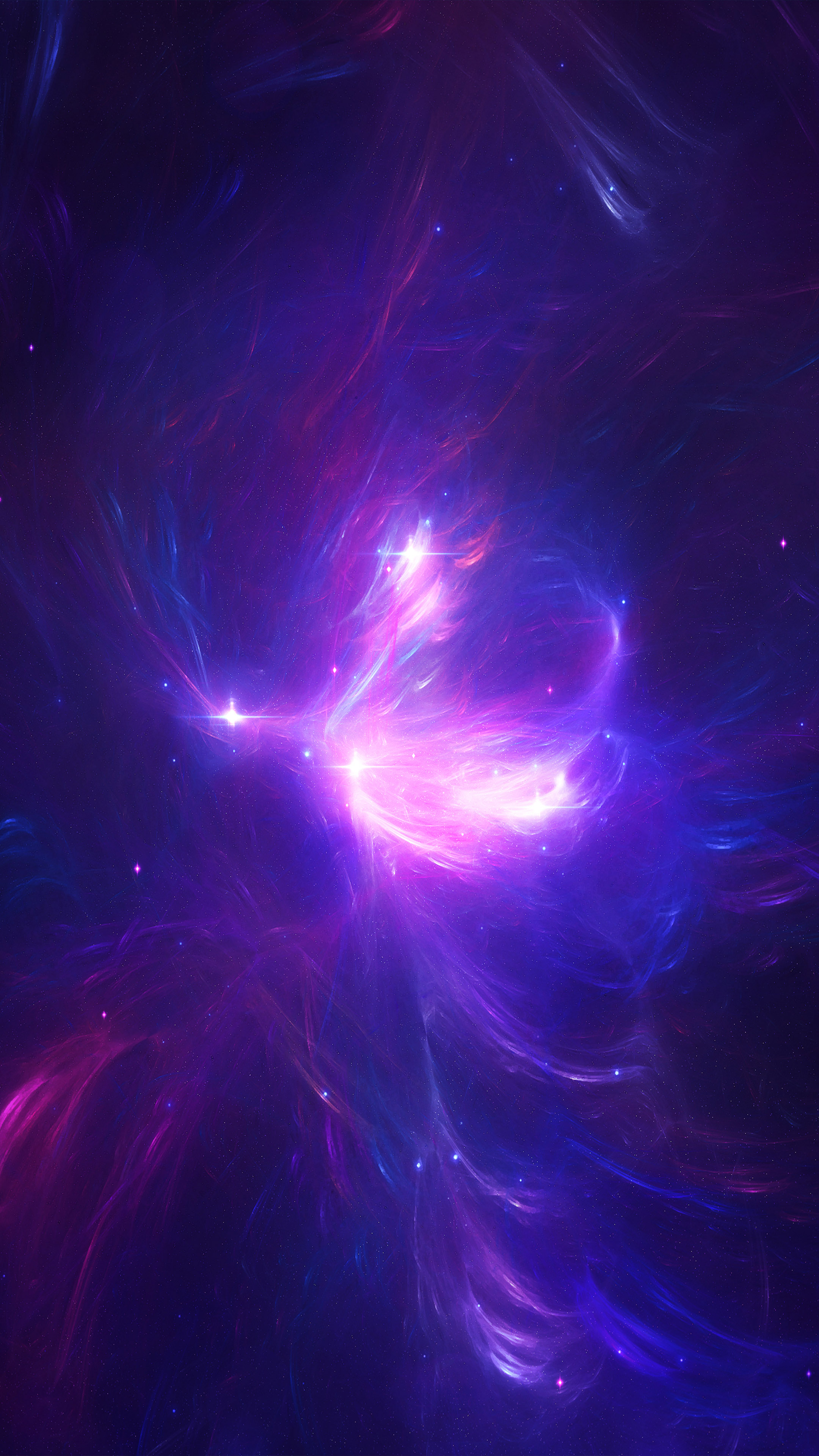 Download Amazing Nebula Purple Free Pure 4k Ultra Hd Mobile