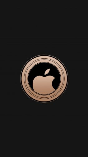 Apple Logo Iphone XS 4K And Ultra HD Mobile Wallpaper