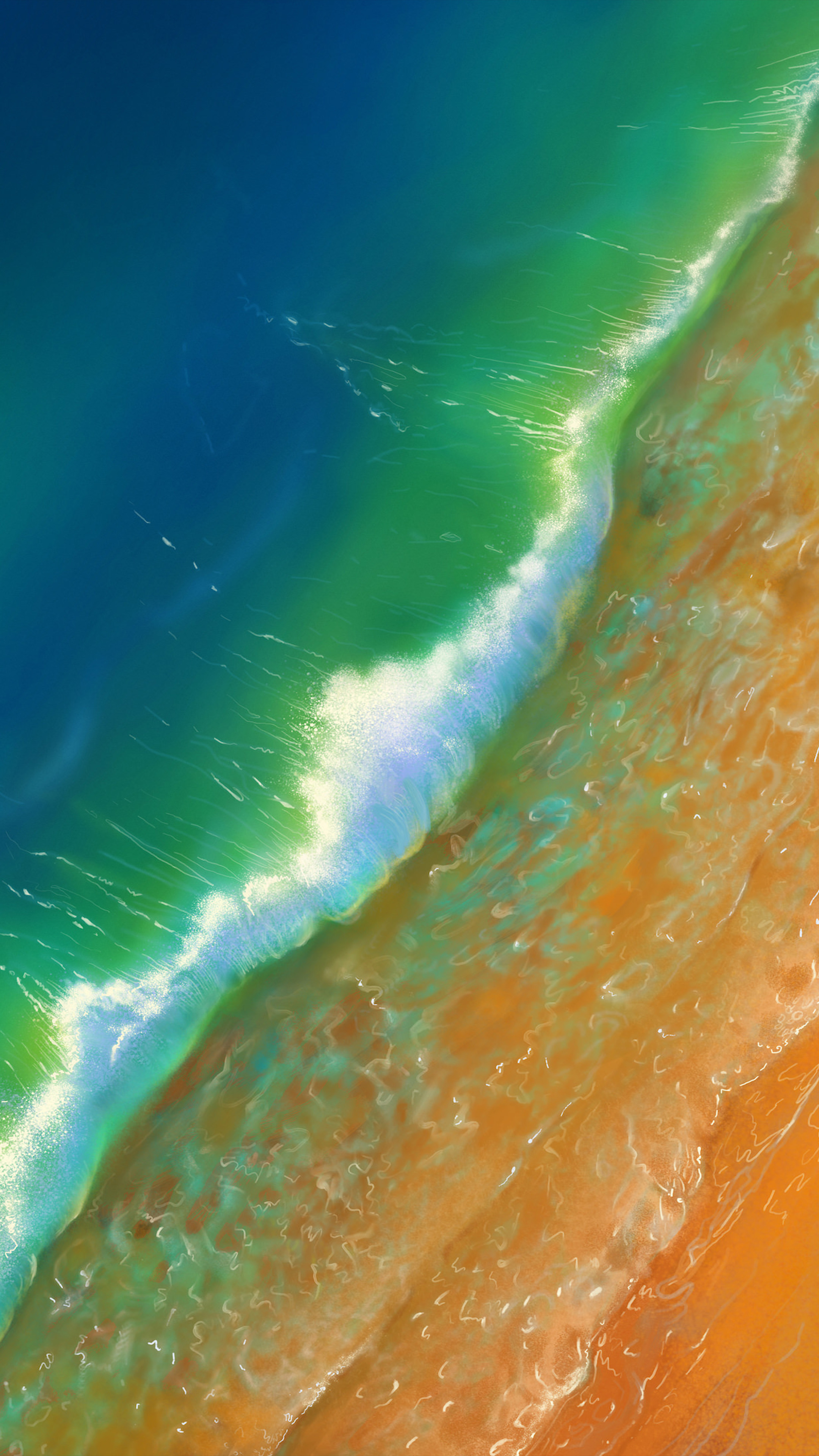 Download Beach Ocean Waves Seascape Free Pure 4k Ultra Hd
