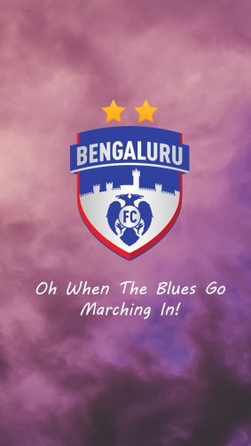 Bengaluru FC 4K Ultra HD Mobile Wallpaper