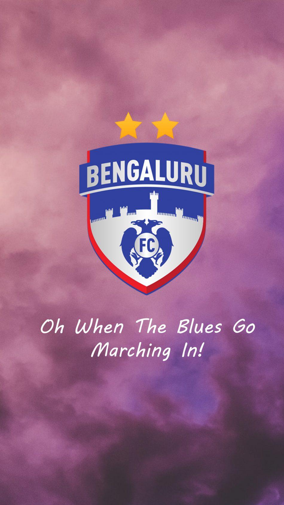 Bengaluru FC 4K Ultra HD Mobile Wallpaper