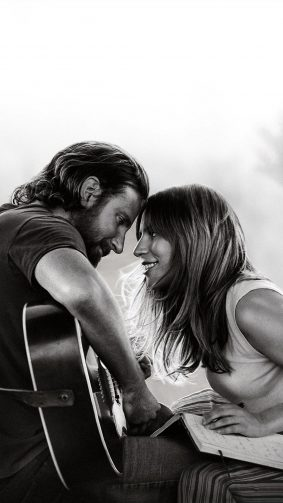 Bradley Cooper & Lady Gaga In A Star Is Born 4K Ultra HD Mobile Wallpaper