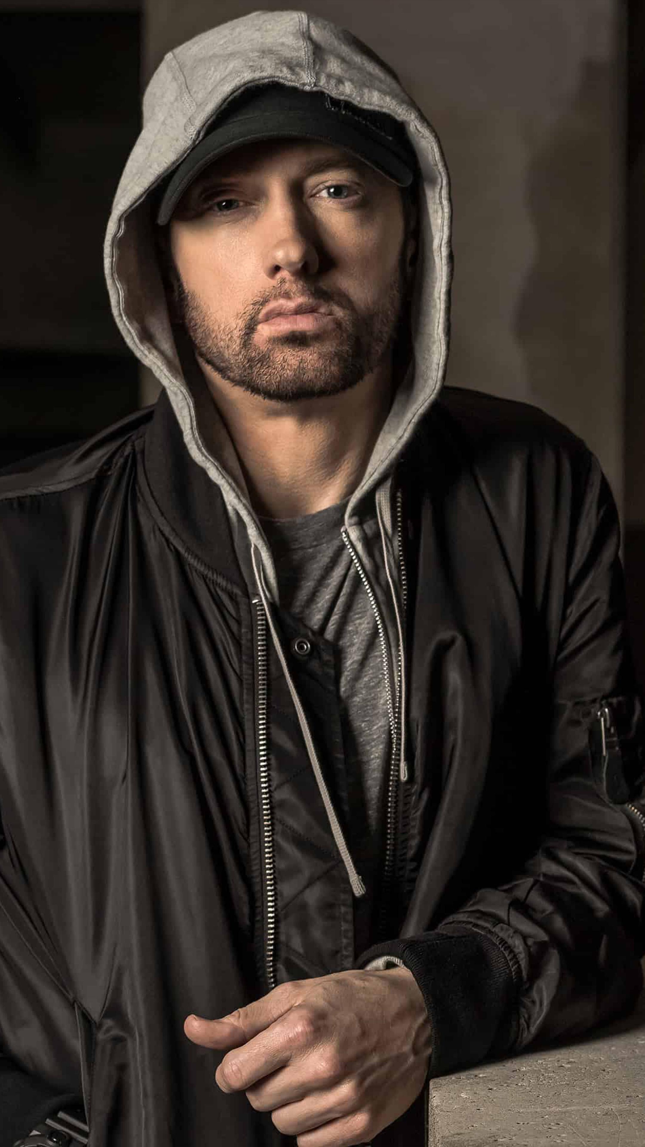 Download Eminem 2018 Free Pure 4k Ultra Hd Mobile Wallpaper