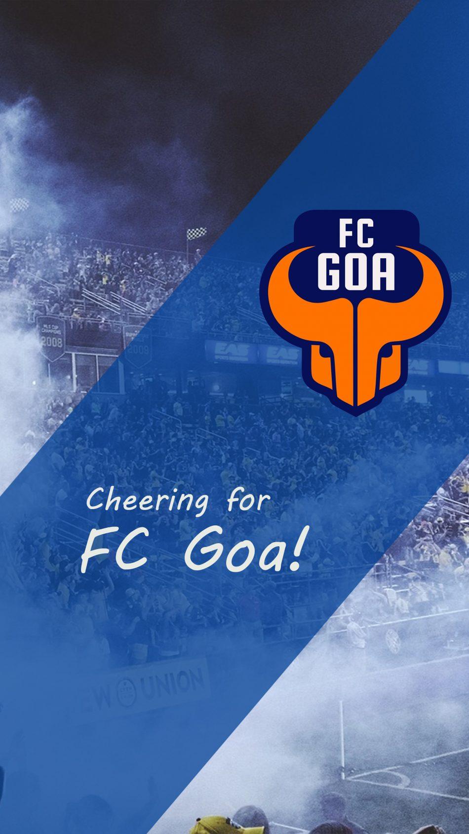 FC Goa ISL 2018 4K Ultra HD Mobile Wallpaper