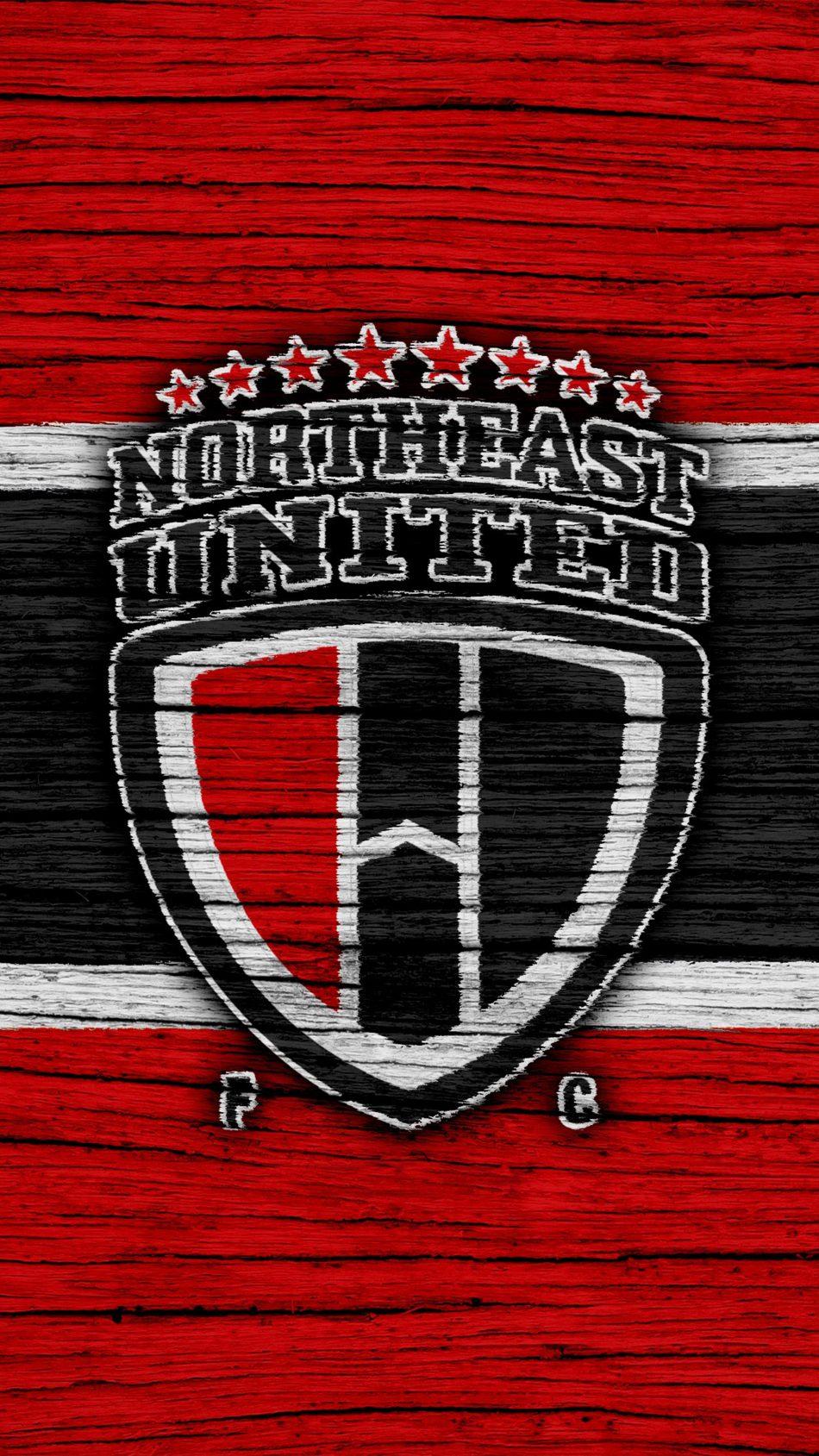 NorthEast United FC 2018 4K Ultra HD Mobile Wallpaper
