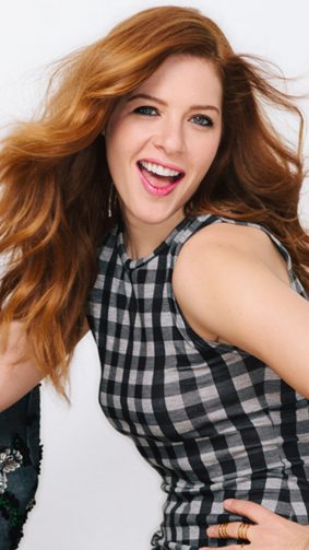 Rachelle Lefevre 4K Ultra HD Mobile Wallpaper
