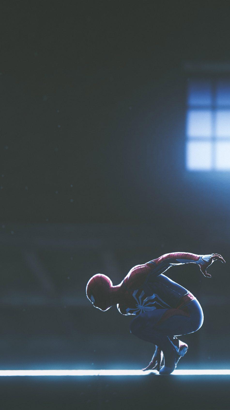 Spider Man Playstation 4 Gameplay 2018 4k Ultra Hd Mobile Wallpaper