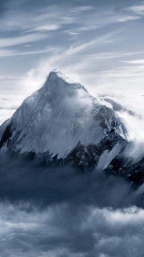Stunning Mount Everest 4K Ultra HD Mobile Wallpaper