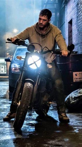 Tom Hardy In Venom 4K Ultra HD Mobile Wallpaper