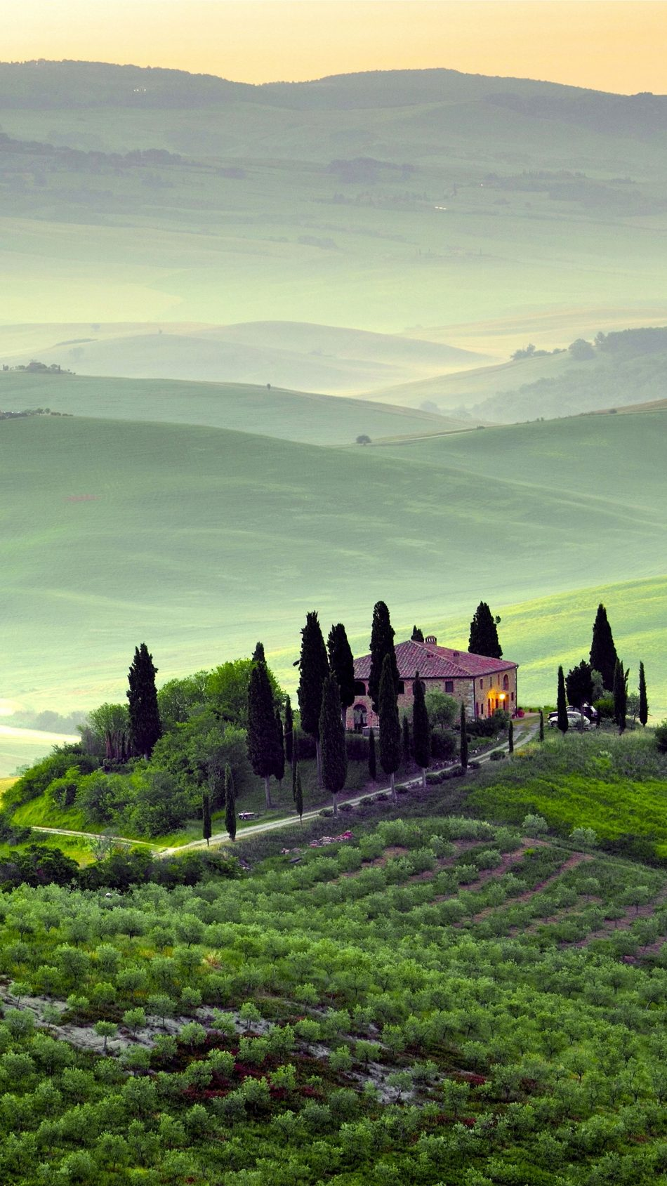 Download Tuscany Italy Landscape Free Pure 4k Ultra Hd