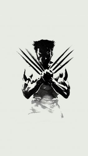 Wolverine Fan Artwork 4K Ultra HD Mobile Wallpaper