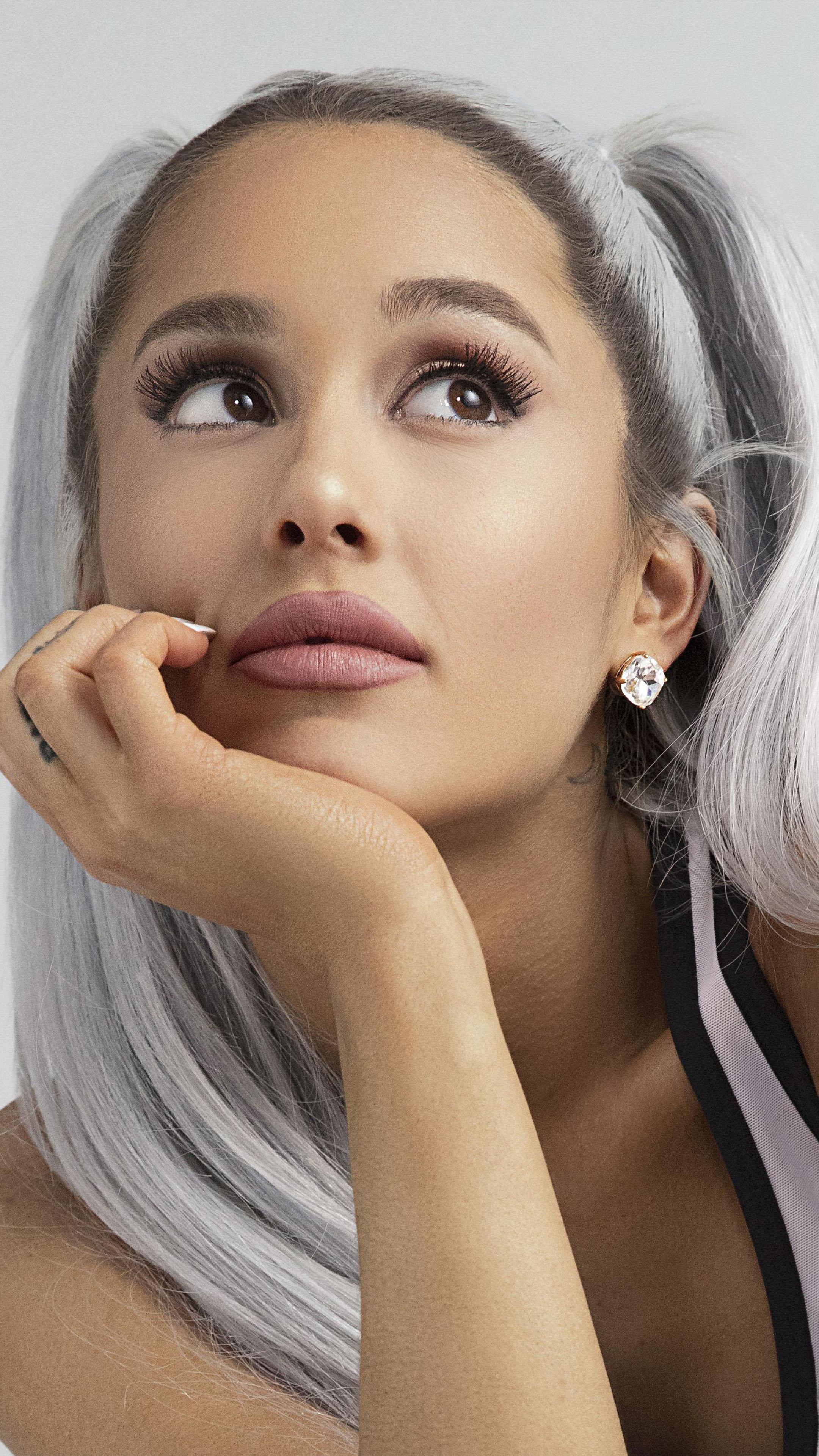 Ariana Grande Cute Photoshoot 2018 Free 4K Ultra HD Mobile ...