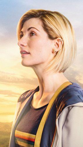 Jodie Whittaker Doctor Who Season 11 Series 4K Ultra HD Mobile Wallpaper