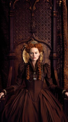 Margot Robbie In Mary Queen of Scots 4K Ultra HD Mobile Wallpaper
