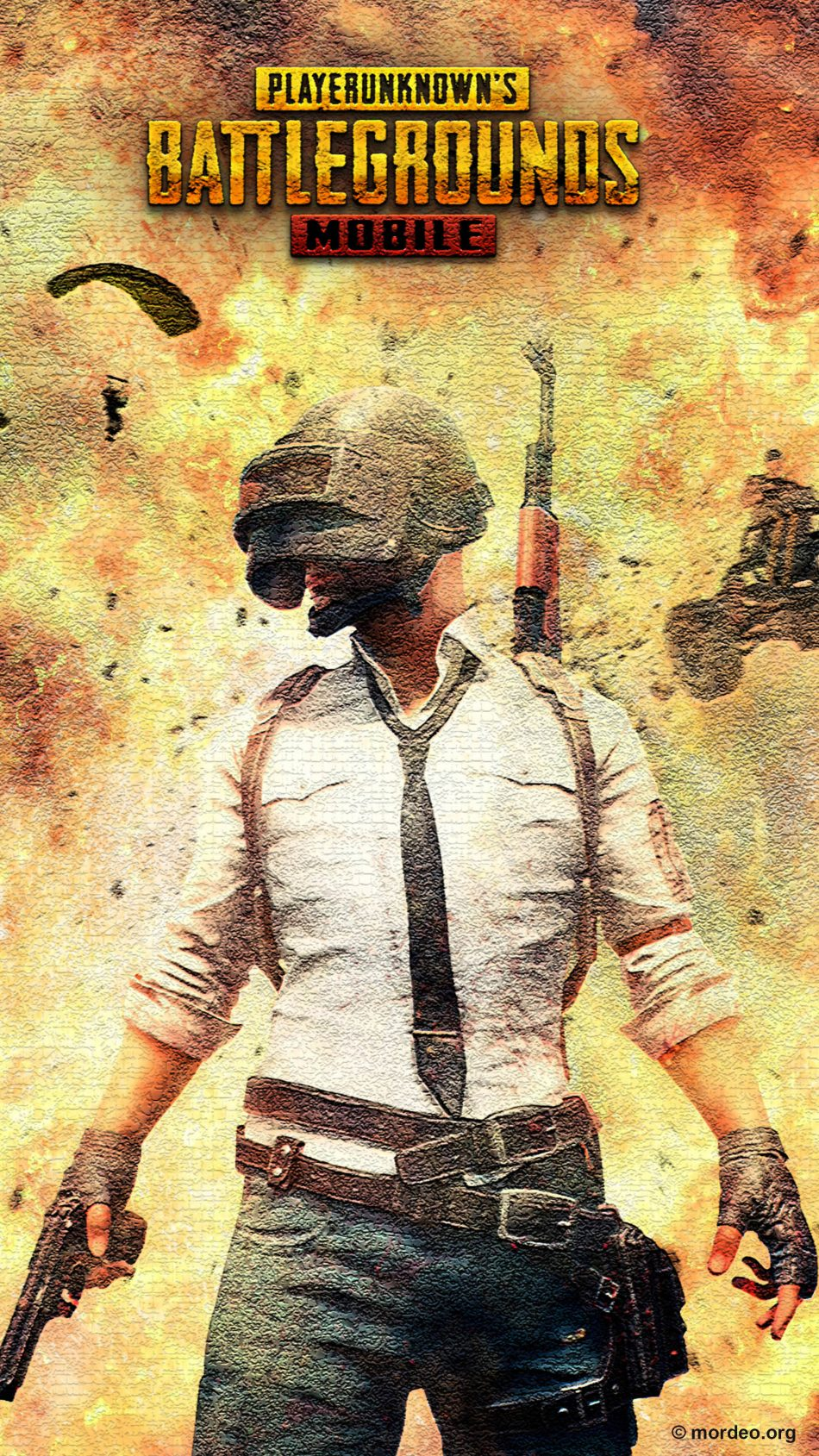 PUBG Mobile PlayerUnknown's Battlegrounds 4K Ultra HD Mobile Wallpaper