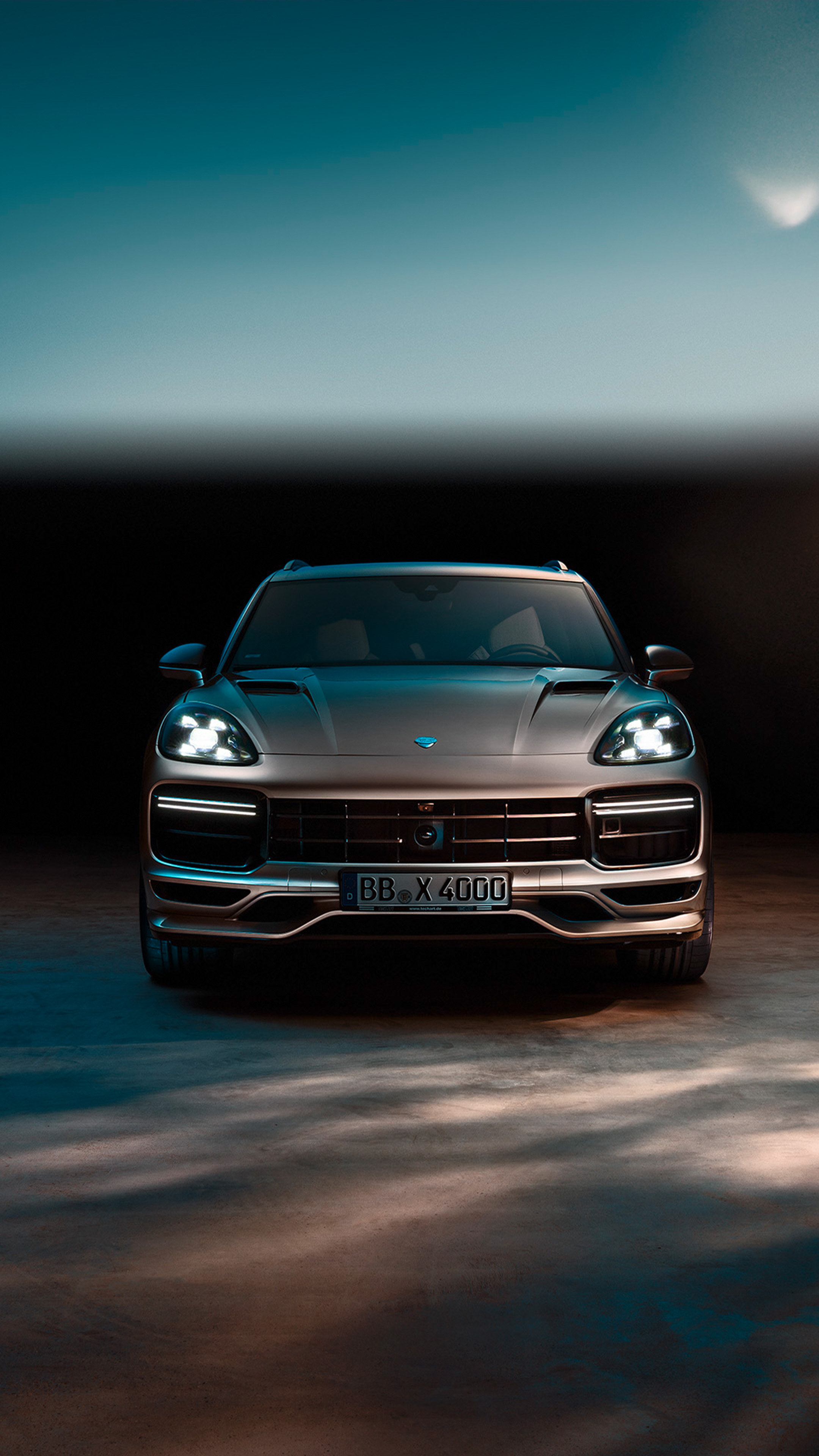 Download Porsche Cayenne Turbo Free Pure 4k Ultra Hd