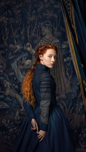 Saoirse Ronan In Mary Queen of Scots 4K Ultra HD Mobile Wallpaper
