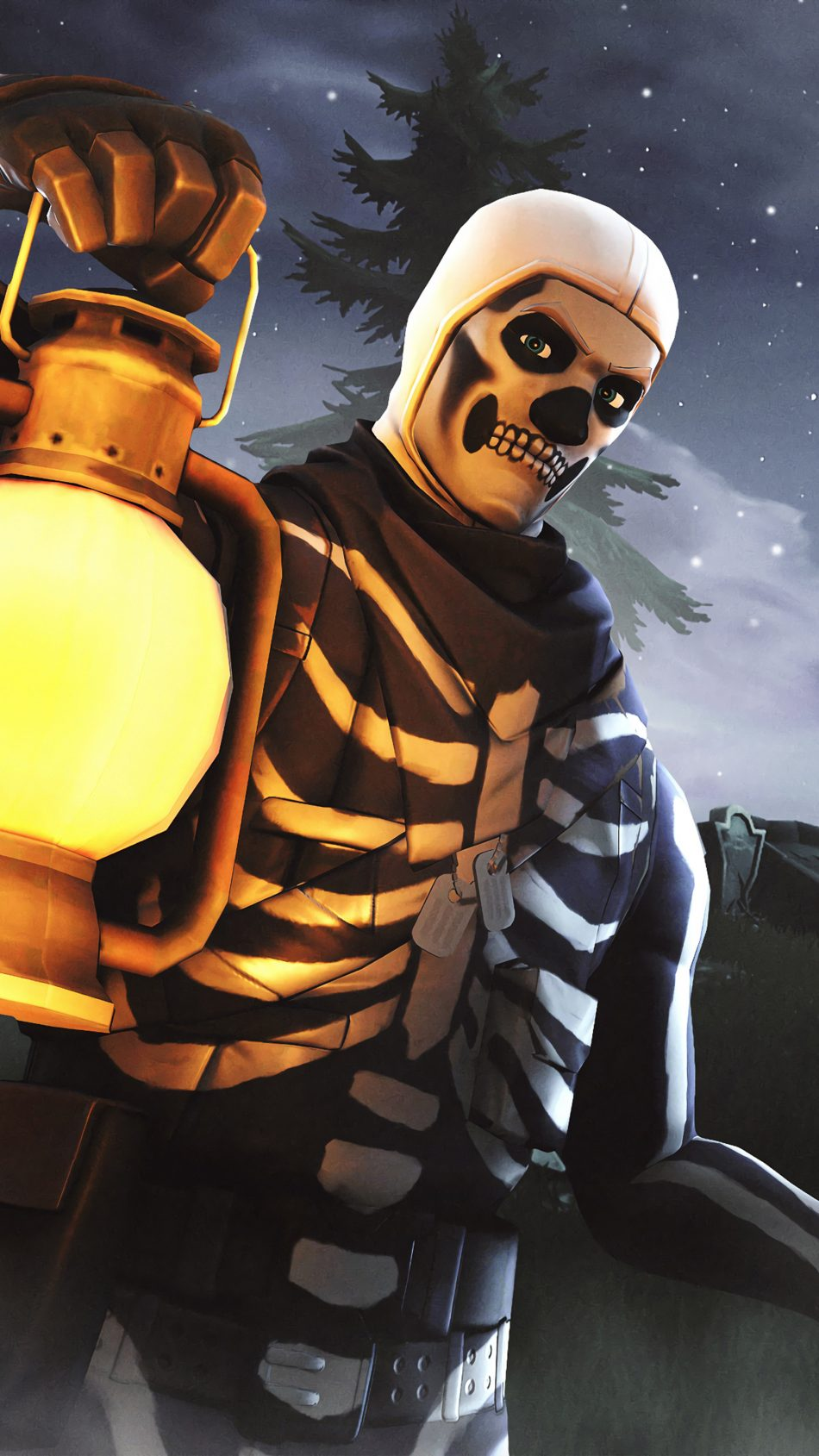 Download Skull Trooper Fortnite Season 6 Free Pure 4k Ultra Hd