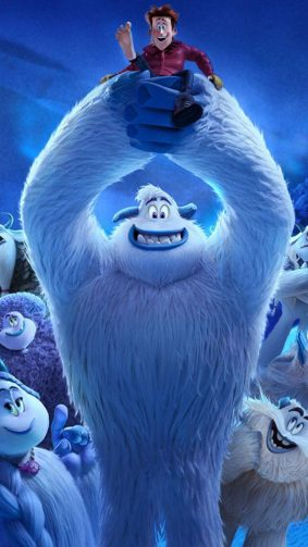 Smallfoot 2018 4K Ultra HD Mobile Wallpaper