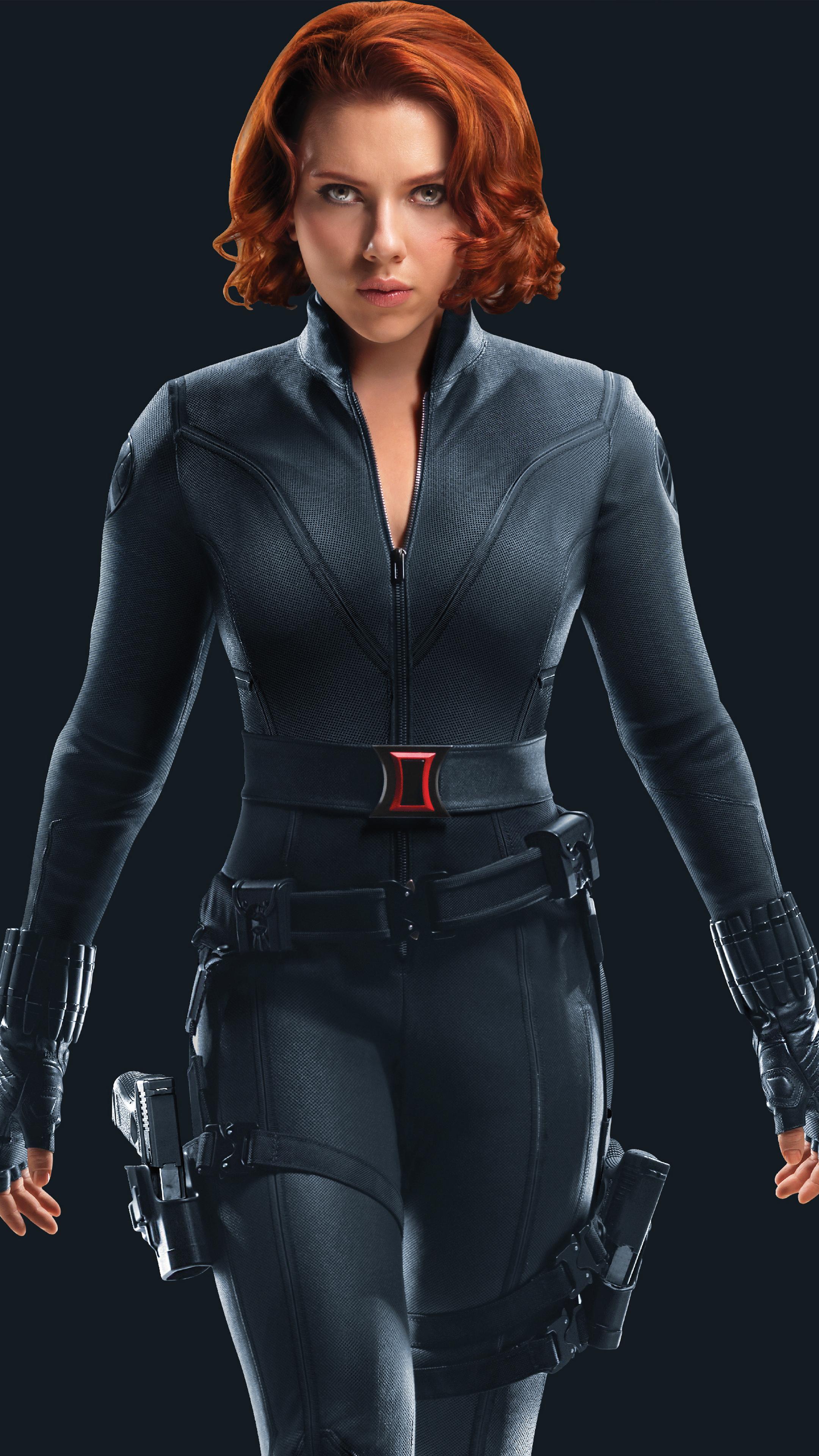 Black Widow Scarlett Johansson Superhero 4K Ultra HD ...