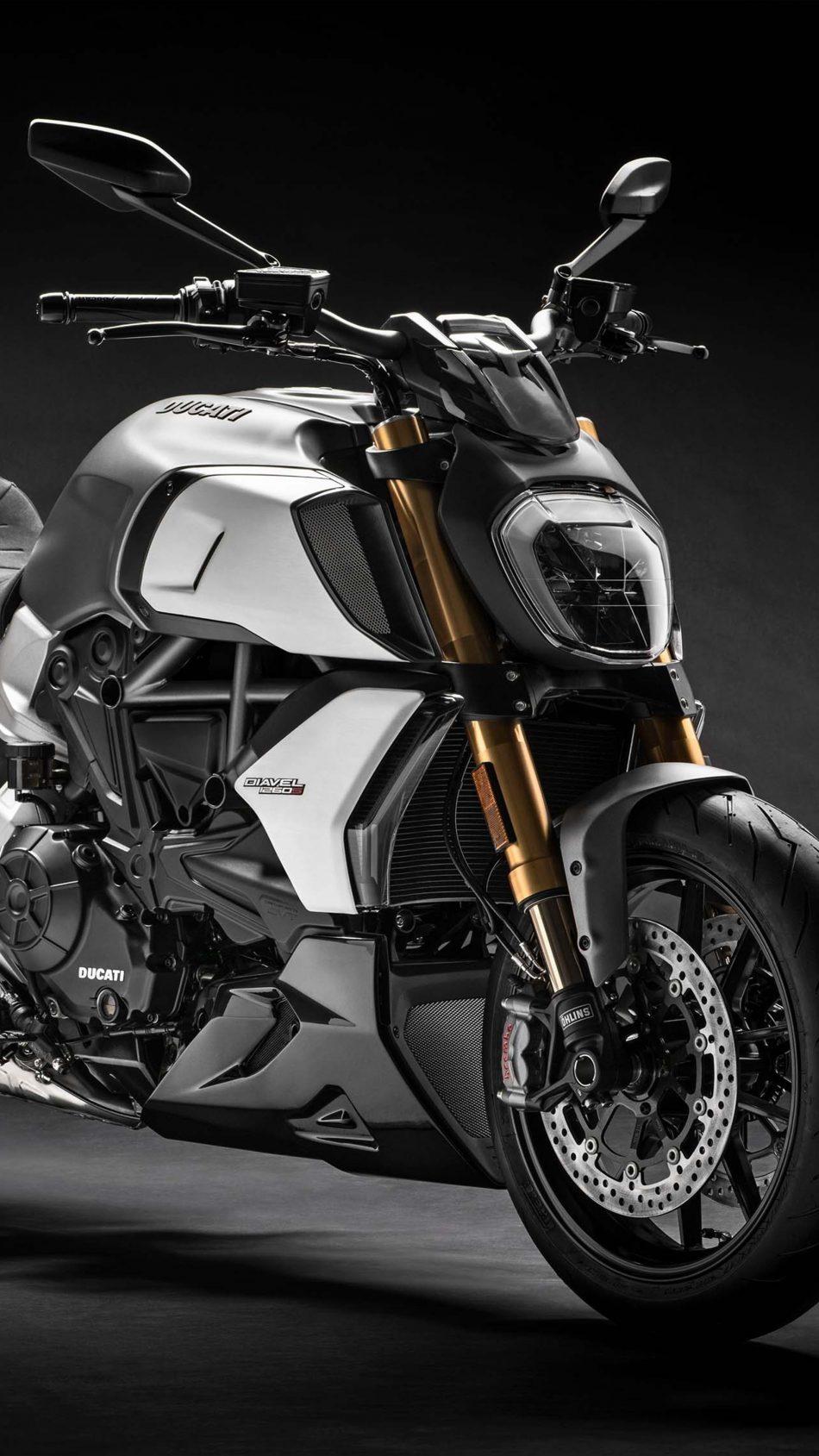 Ducati Diavel 1260 S 4K Ultra HD Mobile Wallpaper