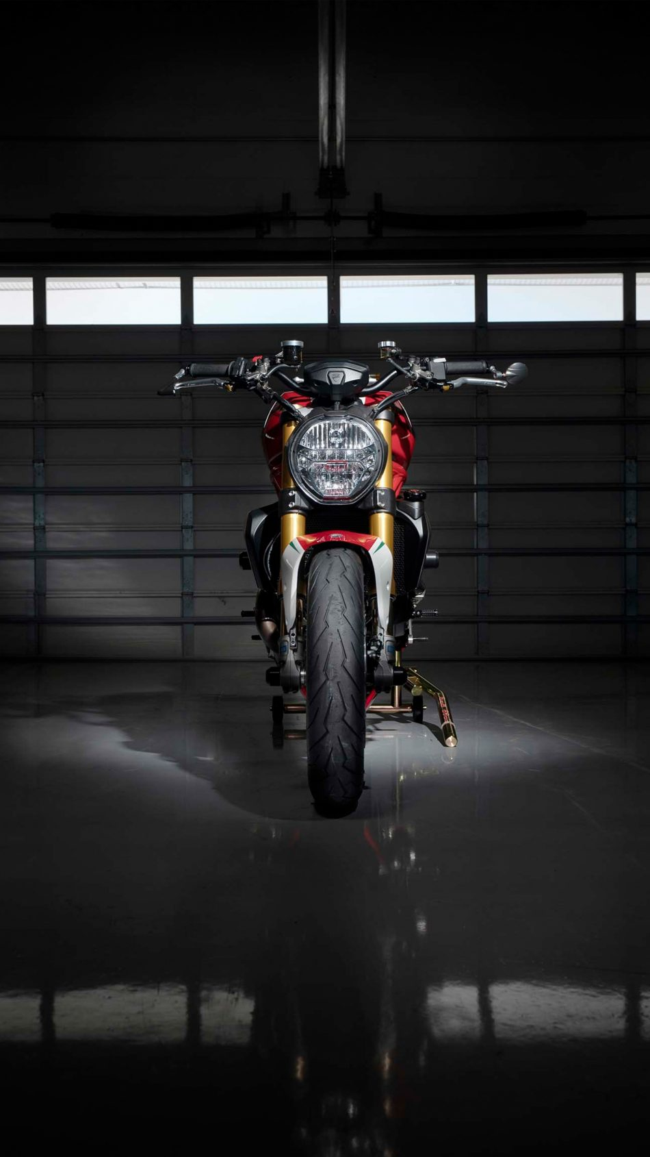 Ducati Monster Tricolore 2019 4K Ultra HD Mobile Wallpaper