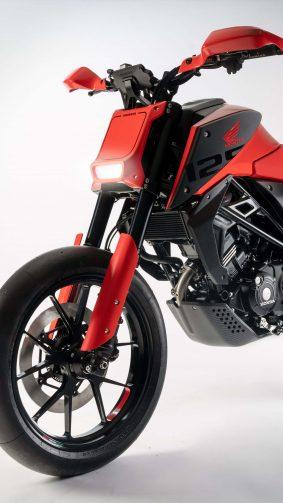 Honda CB125M Concept Bike 4K Ultra HD Mobile Wallpaper