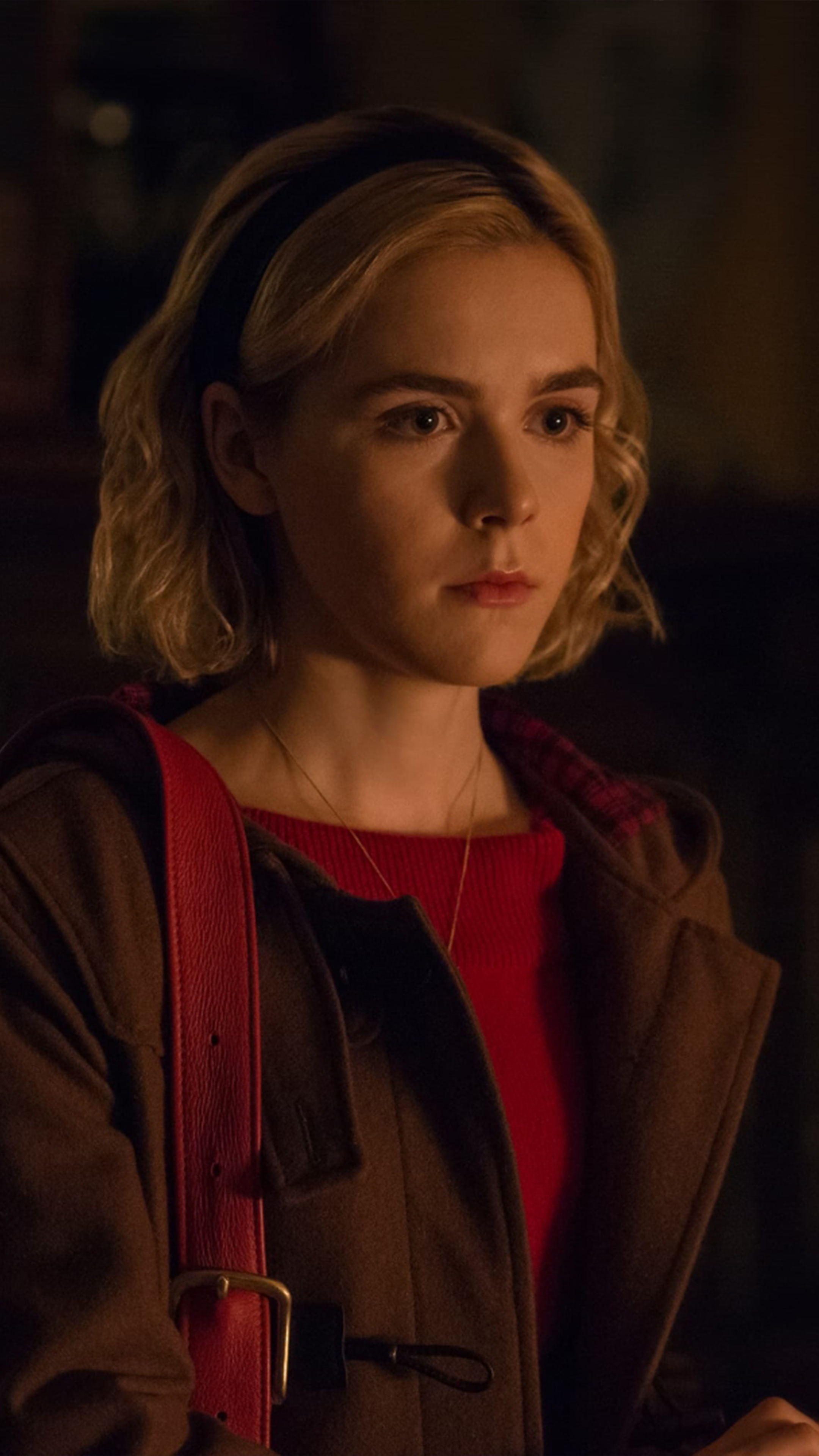 Download Kiernan Shipka In The Chilling Adventures Of