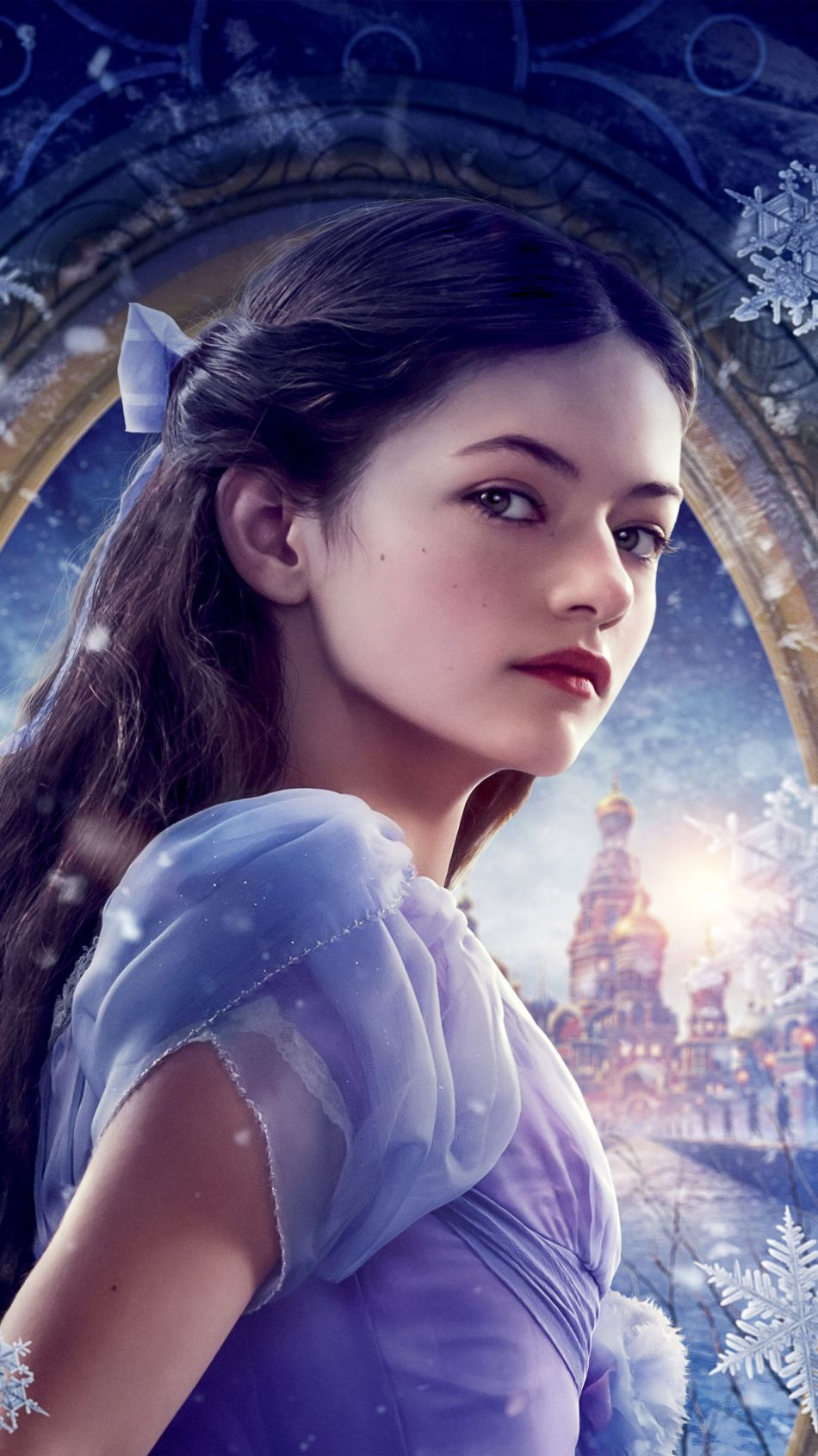 Mackenzie Foy In The Nutcracker And The Four Realms 4K Ultra HD Mobile Wallpaper