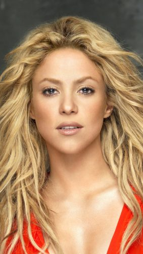 Shakira 2018 4K Ultra HD Mobile Wallpaper