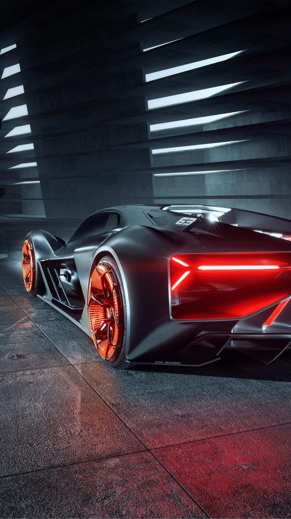 Download Lamborghini Terzo Millennio Free Pure 4k Ultra Hd Mobile