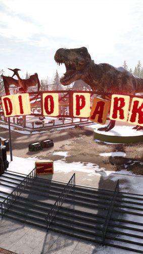 PUBG Dino Park Vikendi PlayerUnknown's Battlegrounds 4K Ultra HD Mobile Wallpaper