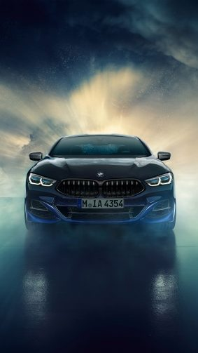 BMW Individual M850i Xdrive Night Sky 4K Ultra HD Mobile Wallpaper