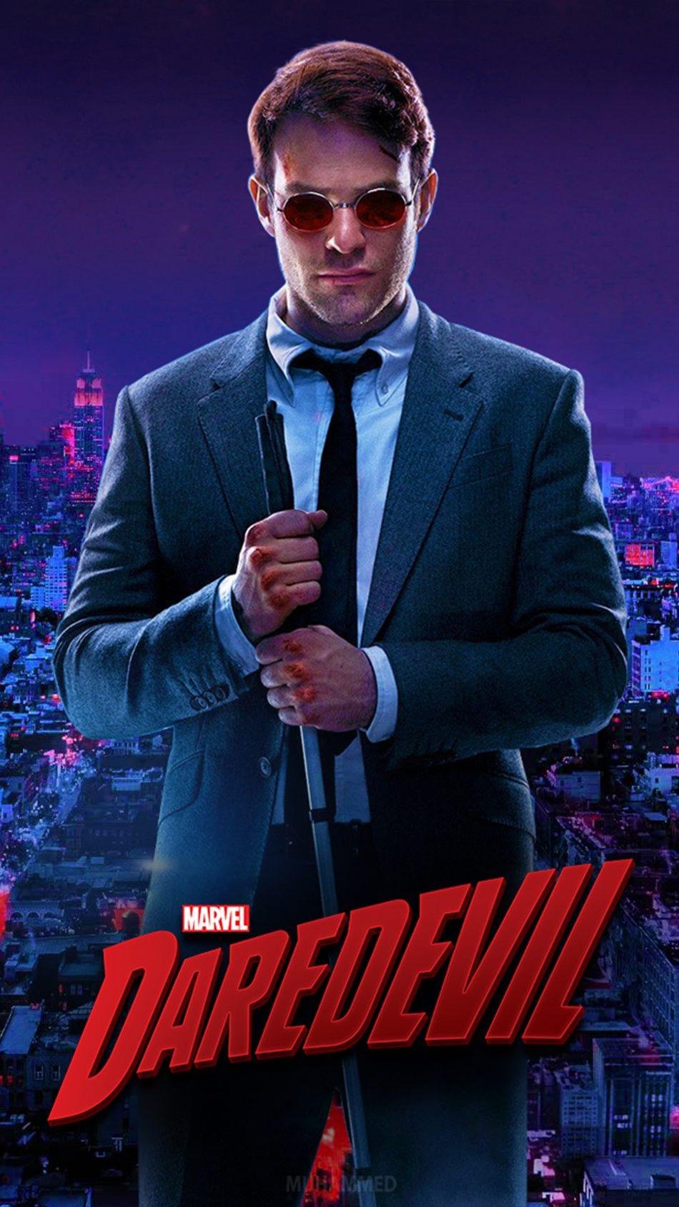 Daredevil 2019 4K Ultra HD Mobile Wallpaper