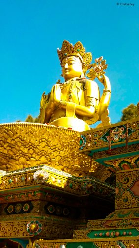 God Swayambhu Kathmandu Nepal 4K Ultra HD Mobile Wallpaper
