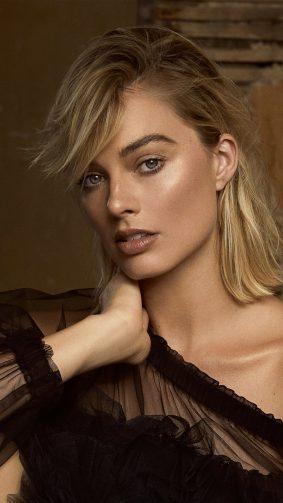 Margot Robbie 2019 4K Ultra HD Mobile Wallpaper
