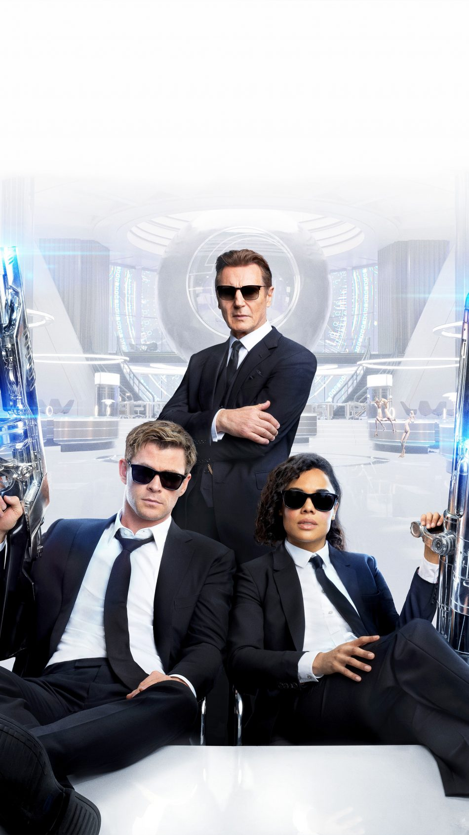 Men In Black - International 2019 4K Ultra HD Mobile Wallpaper