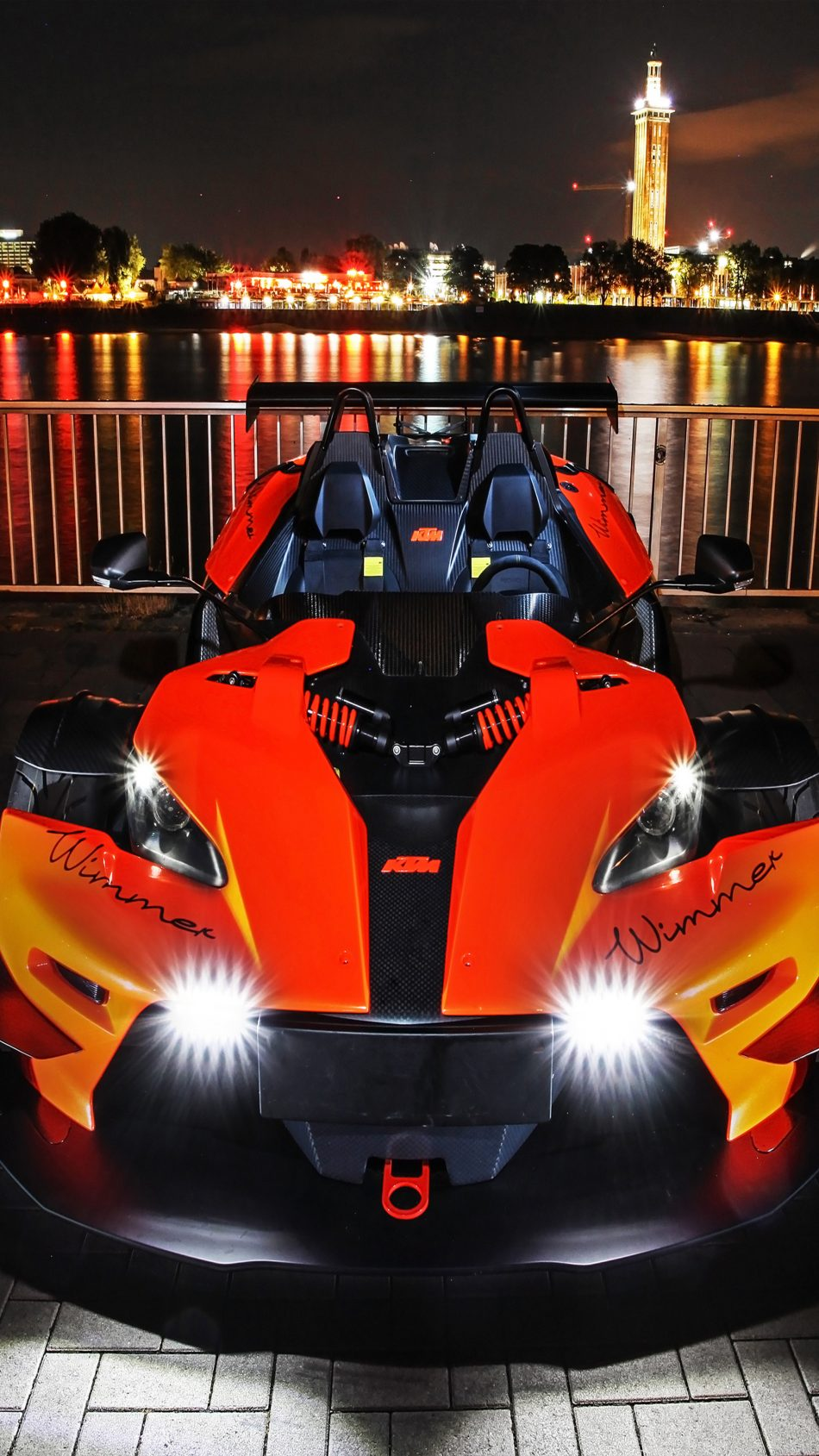 Wimmer RS KTM X-Bow R 2019 4K Ultra HD Mobile Wallpaper
