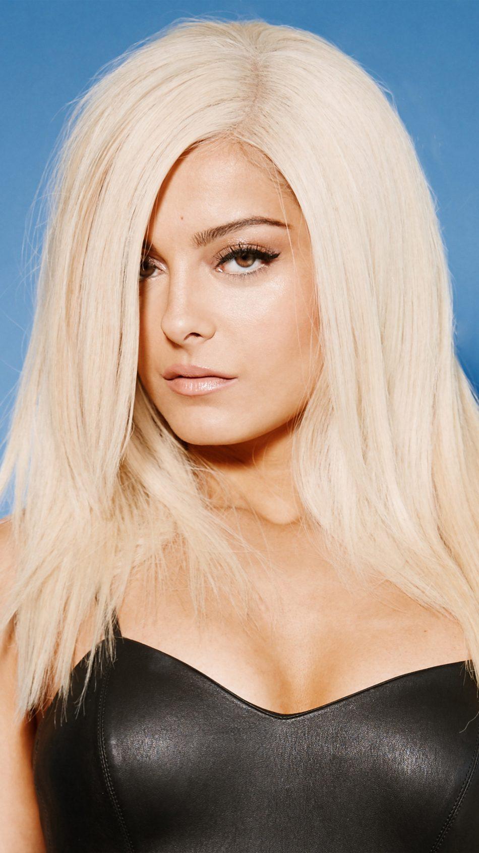Bebe Rexha Blode Brown Hair 2019 4K Ultra HD Mobile Wallpaper