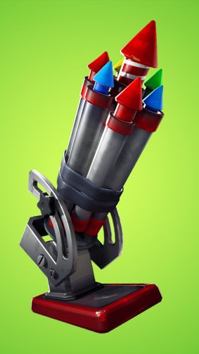 Bottle Rockets Fortnite 4K Ultra HD Mobile Wallpaper