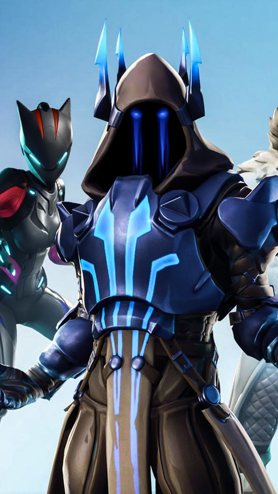 Download Ice King Fortnite Free Pure 4k Ultra Hd Mobile