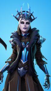 Ice Queen Fortnite 4K Ultra HD Mobile Wallpaper