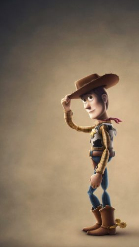 Woody Toy Story 4 4K Ultra HD Mobile Wallpaper