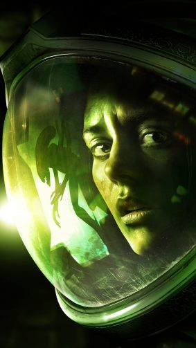 Alien Isolation 4K Ultra HD Mobile Wallpaper