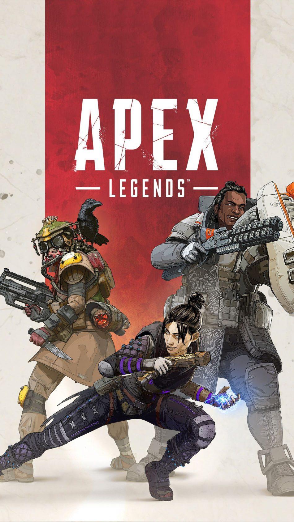 Apex Legends 4k Ultra Hd Mobile Wallpaper