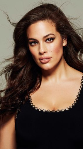 Ashley Graham 4K Ultra HD Mobile Wallpaper