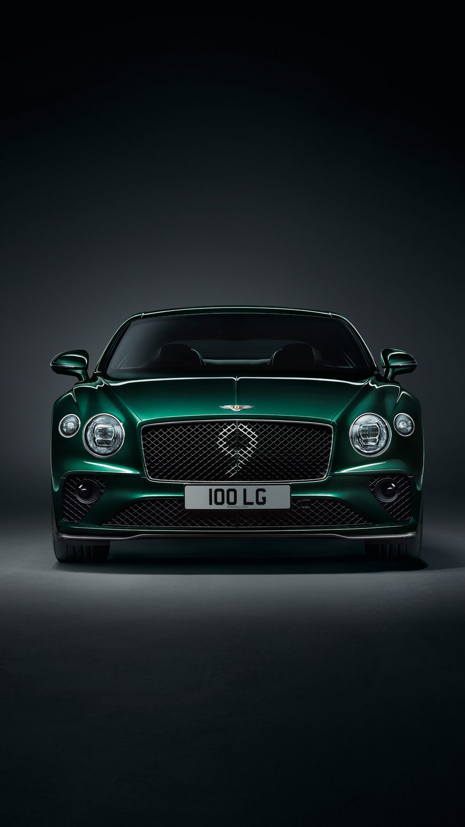 Bentley Continental GT Number 9 Edition 4K Ultra HD Mobile Wallpaper